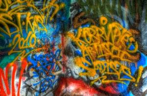 Korrupted Artistic Sadists Graffiti