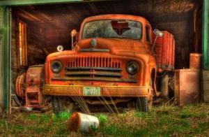 Old International Pickup