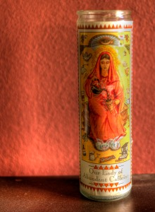 Our Lady of Abundant Caffeine
