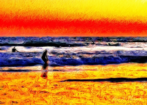 """California Dreamin"" - ©Tracy J. Thomas, 2012. All rights reserved."