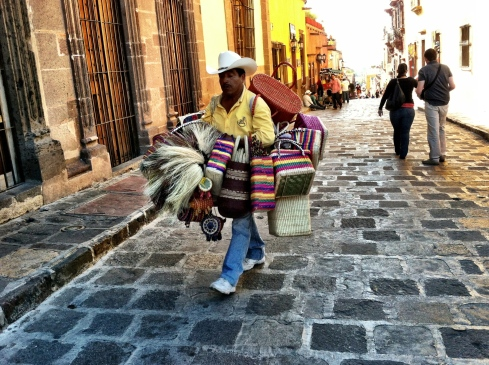 """Sombreros y Bolsos"" ©Tracy J. Thomas, 2012. All rights reserved."