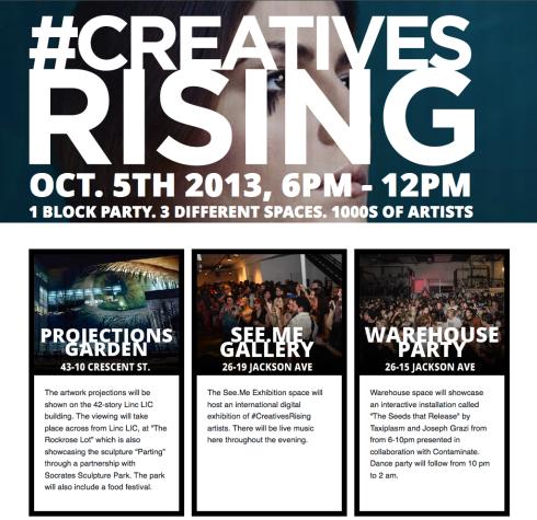 Creatives Rising